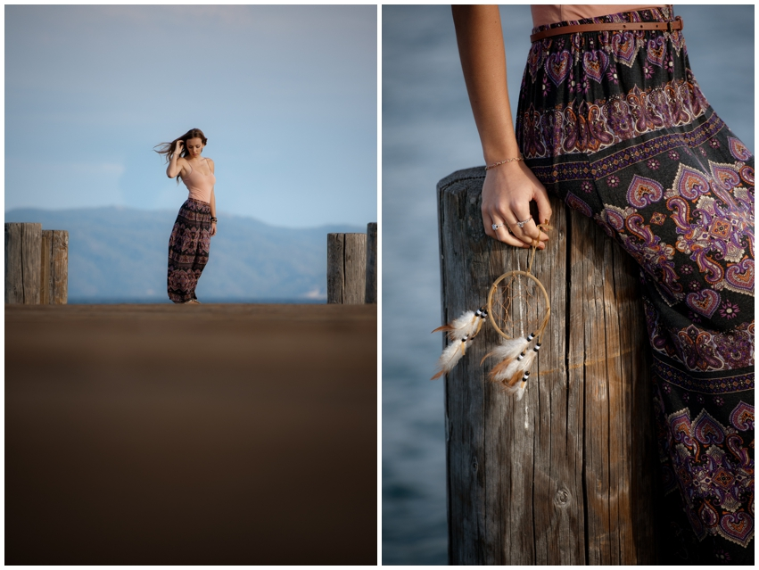 dream catcher 0001 Lake Tahoe Senior Portraits | Galena High School Class of 2013 | Sophia