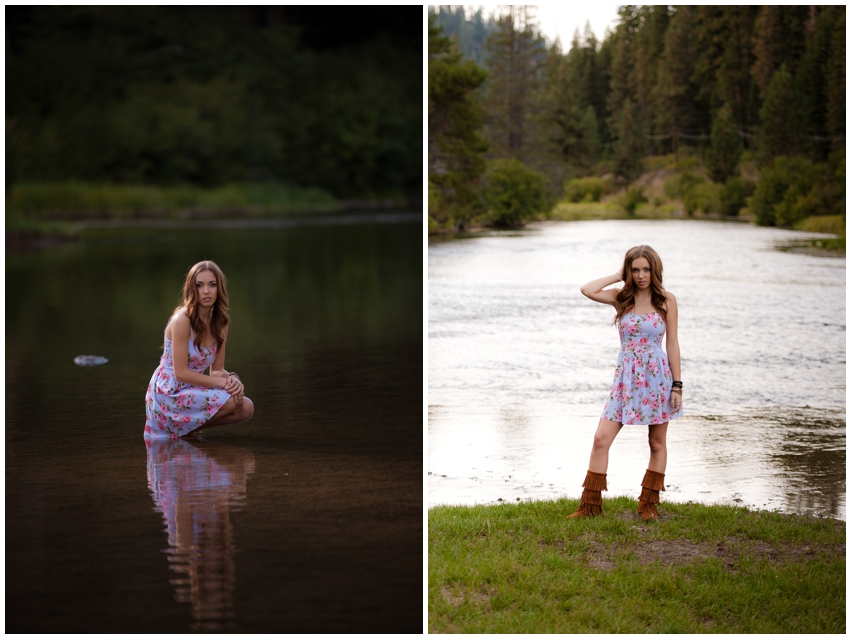 fierce 0001 Lake Tahoe Senior Portraits | Galena High School Class of 2013 | Sophia